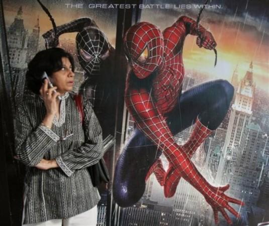 India Spider Man 3