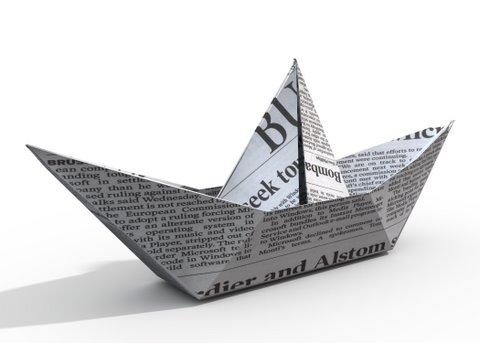 newspaperboat